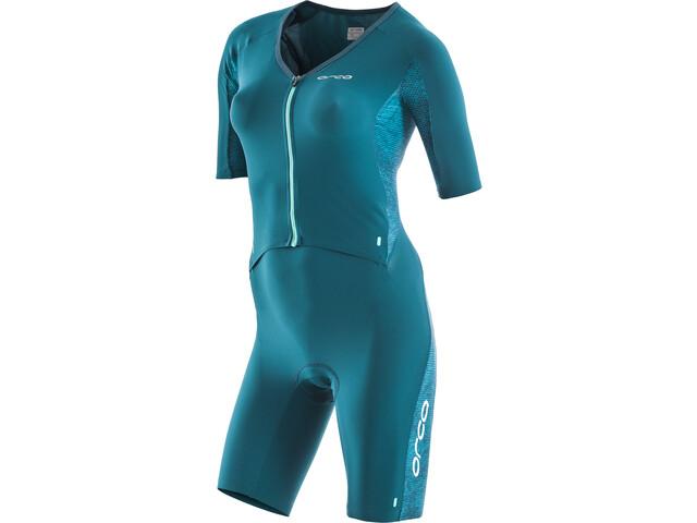 ORCA 226 Kompress Aero Race Suit Women, bl-nv